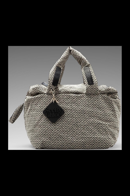 See By Chloe Joyrider Shoulder Bag Multi in Black