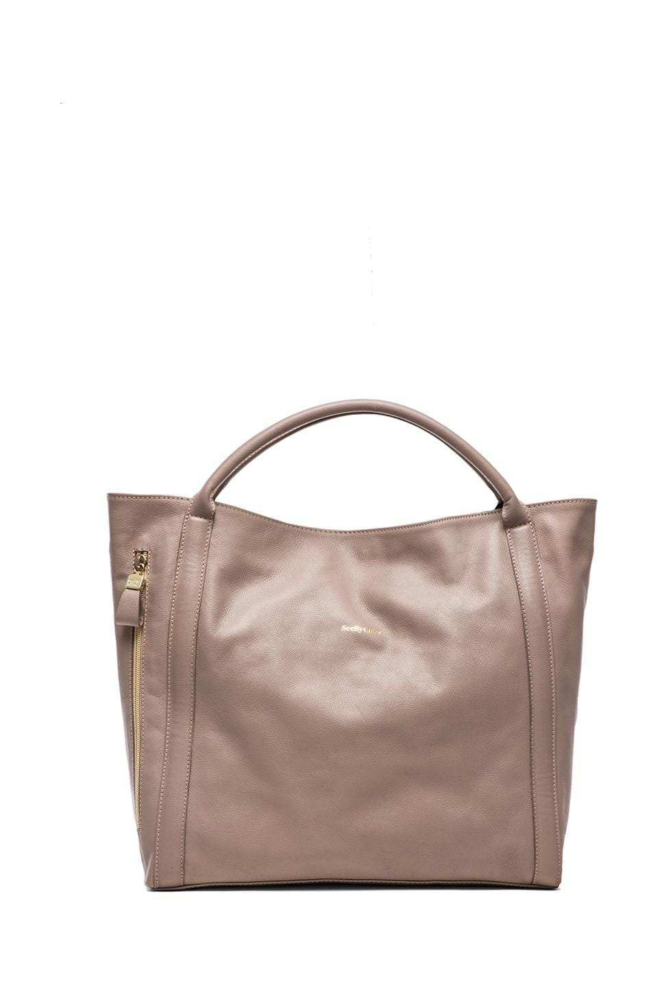See By Chloe Harriet Hobo in Light Taupe