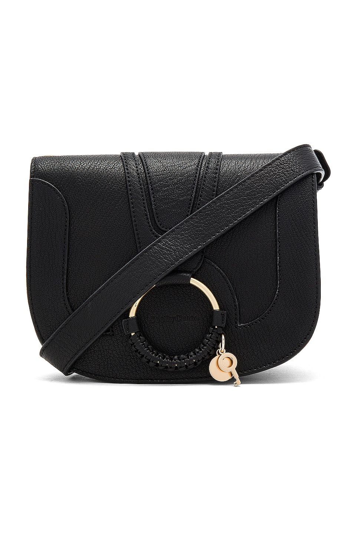 See By Chloe Hana Small Crossbody Bag in Black