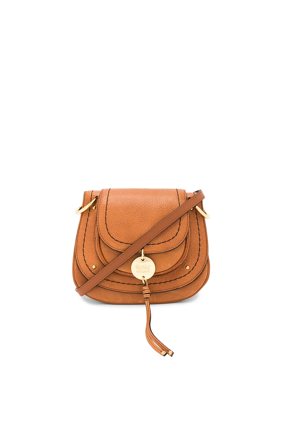 See By Chloe Suzie Small Crossbody Bag in Caramelo
