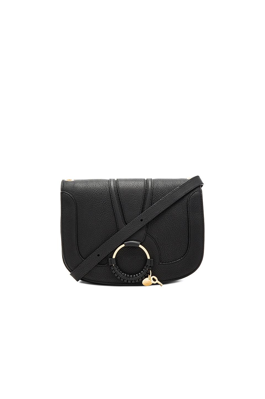 See By Chloe Hana Large Crossbody Bag in Black