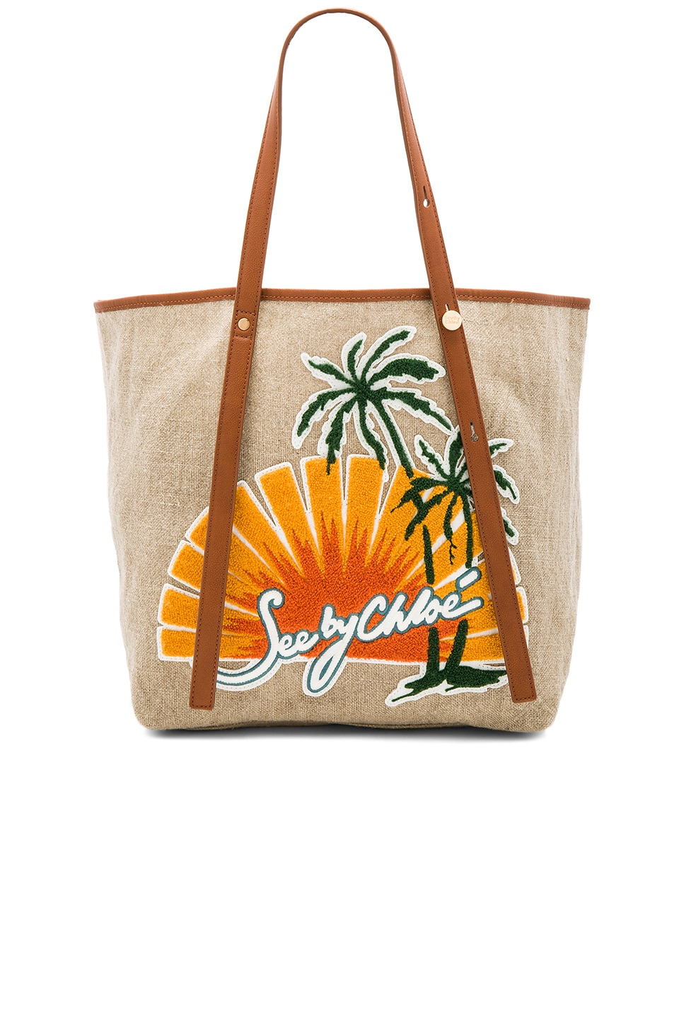 See By Chloe Tote Bag in Sunset