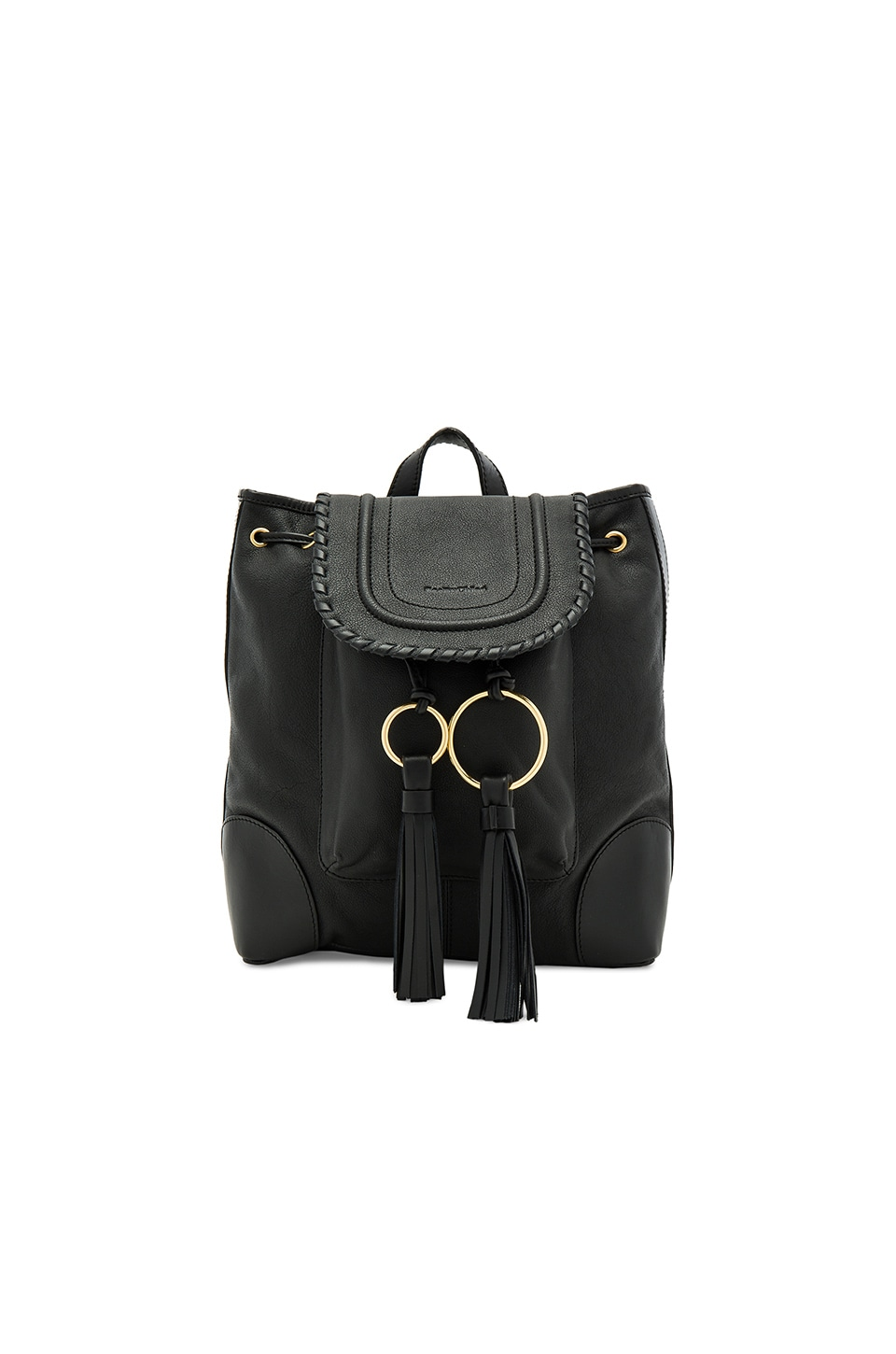 See By Chloe Polly Backpack in Black