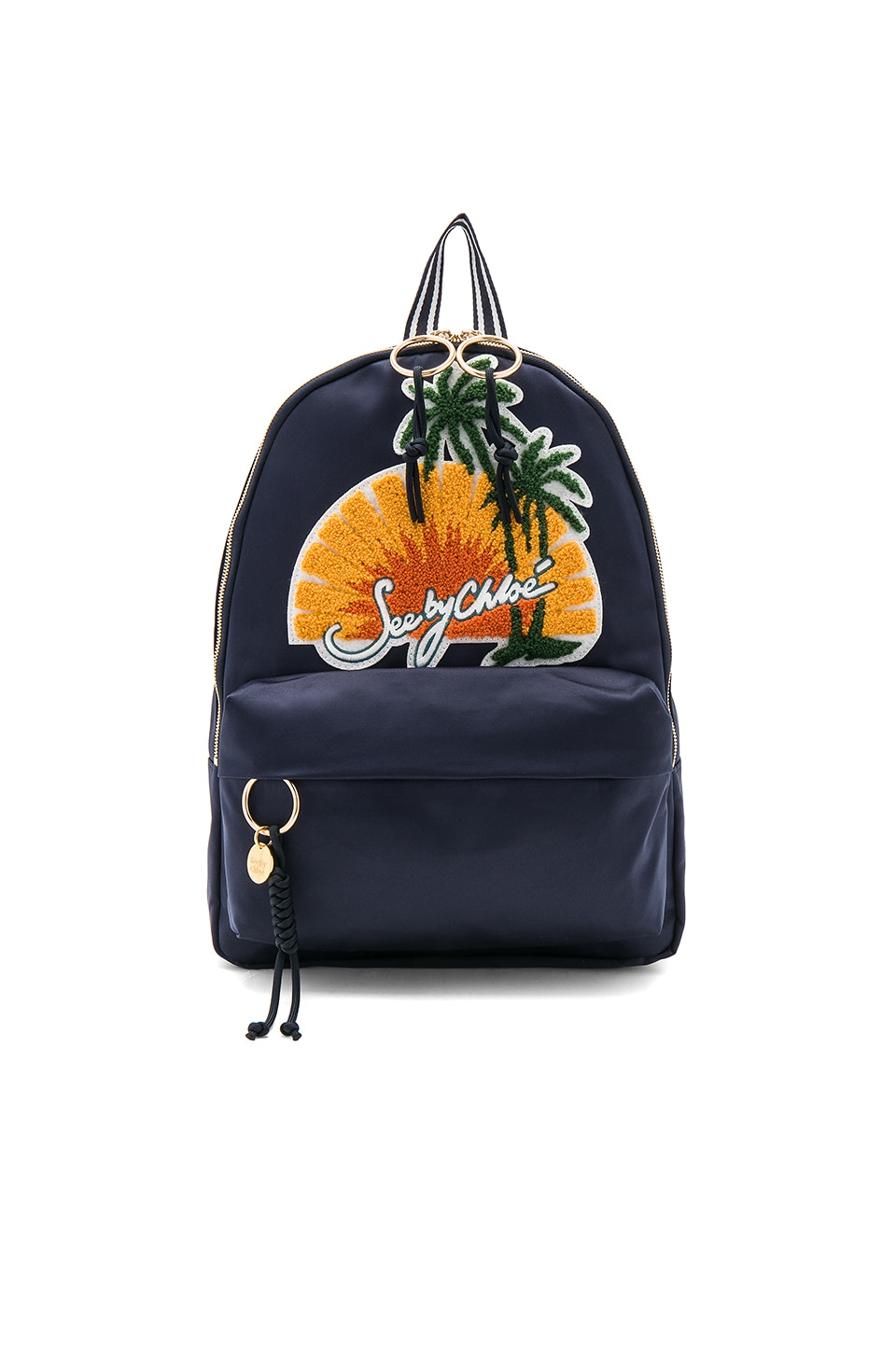 See By Chloe Backpack in Sunset