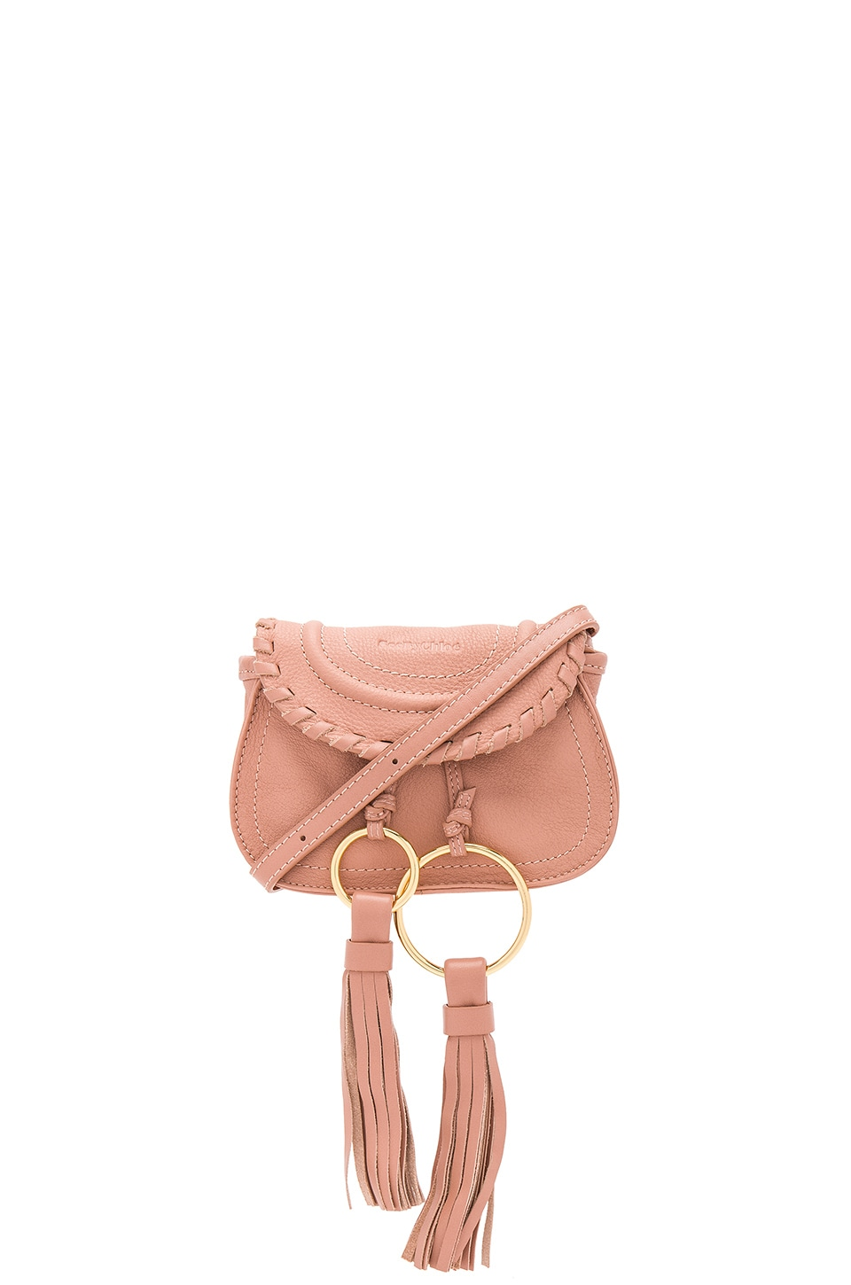 See By Chloe Polly Mini Crossbody Bag in Cheek