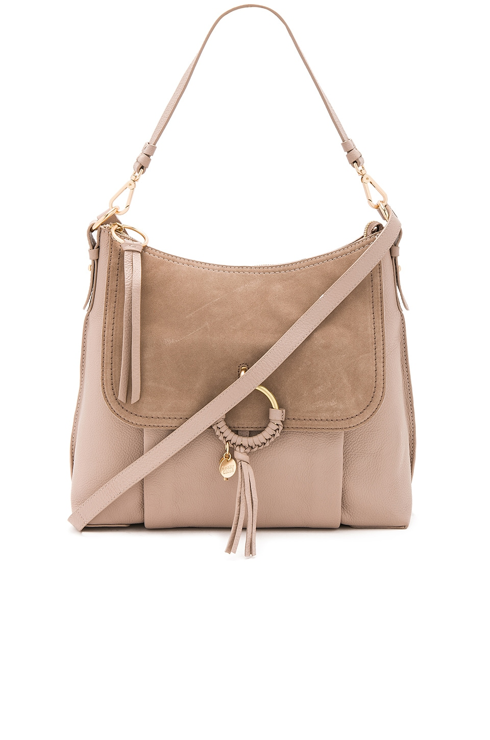 13457559 See By Chloe Shoulder Bag in Warm Grey | REVOLVE