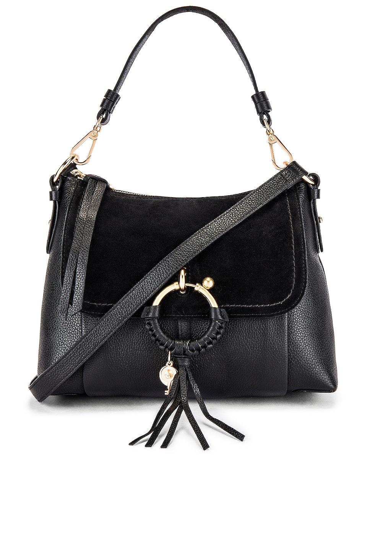 See By Chloe Joan Shoulder Bag in Black