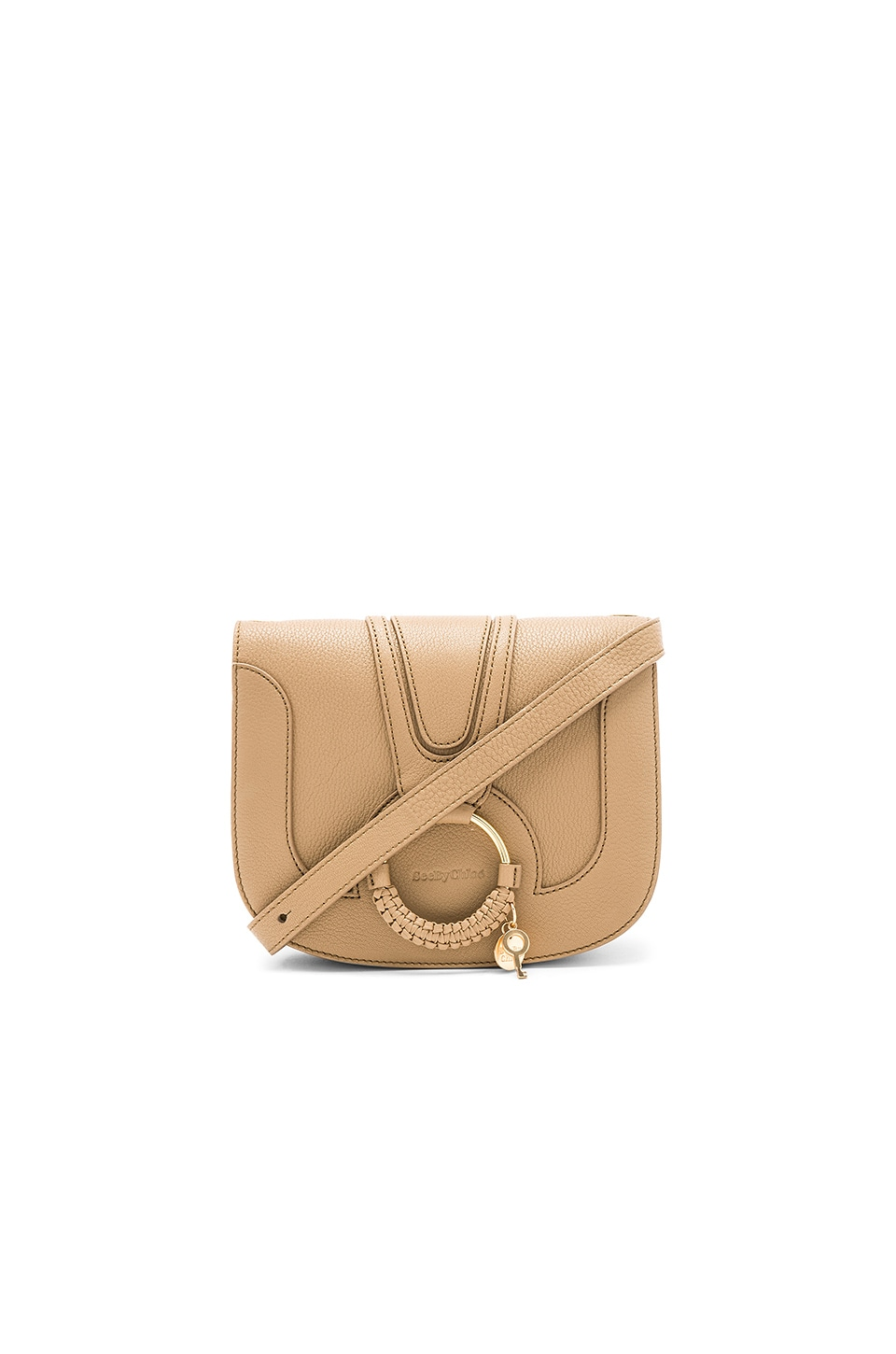 Hana Small Leather Crossbody