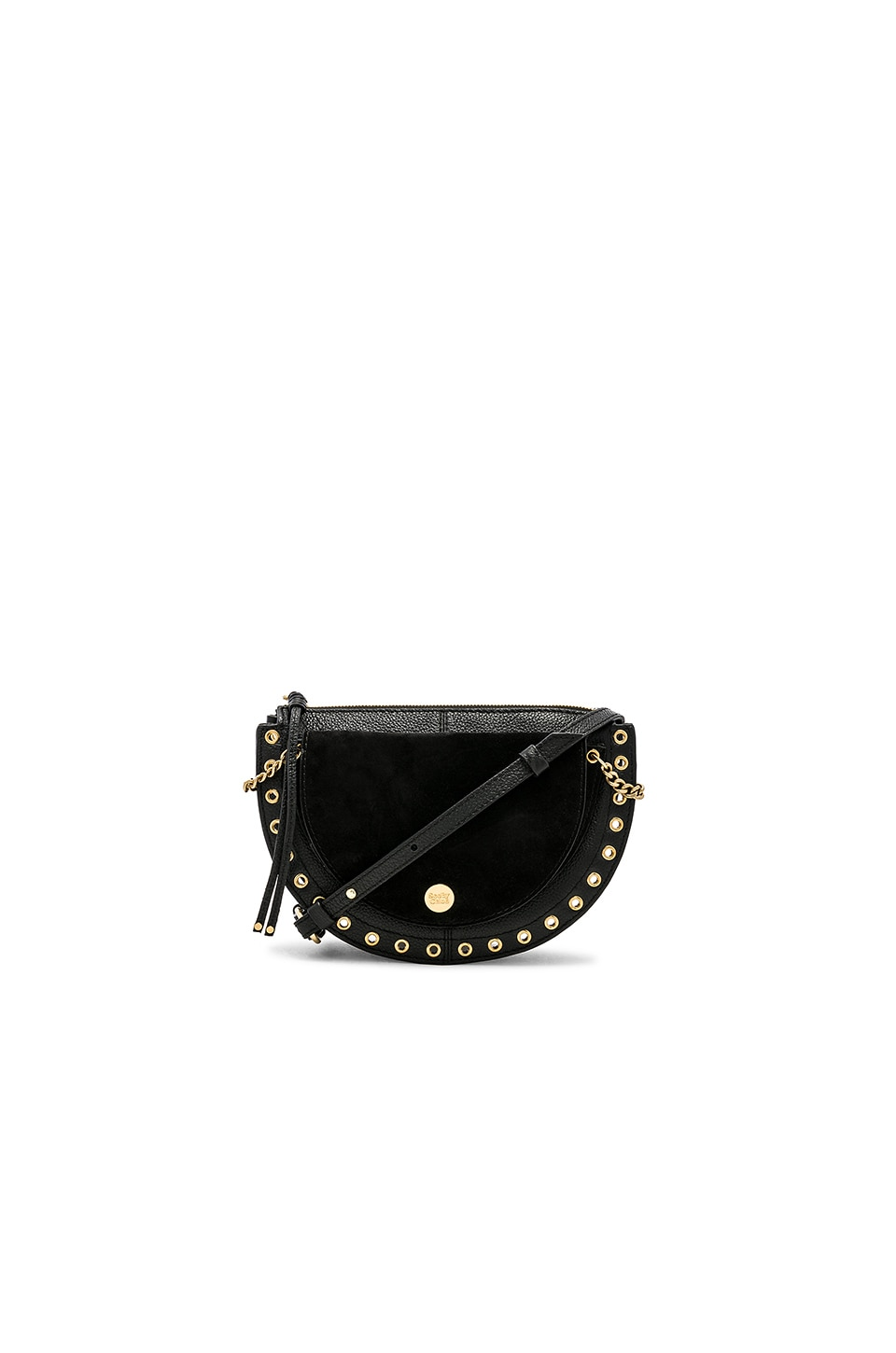 See By Chloe Kriss Small Crossbody in Black