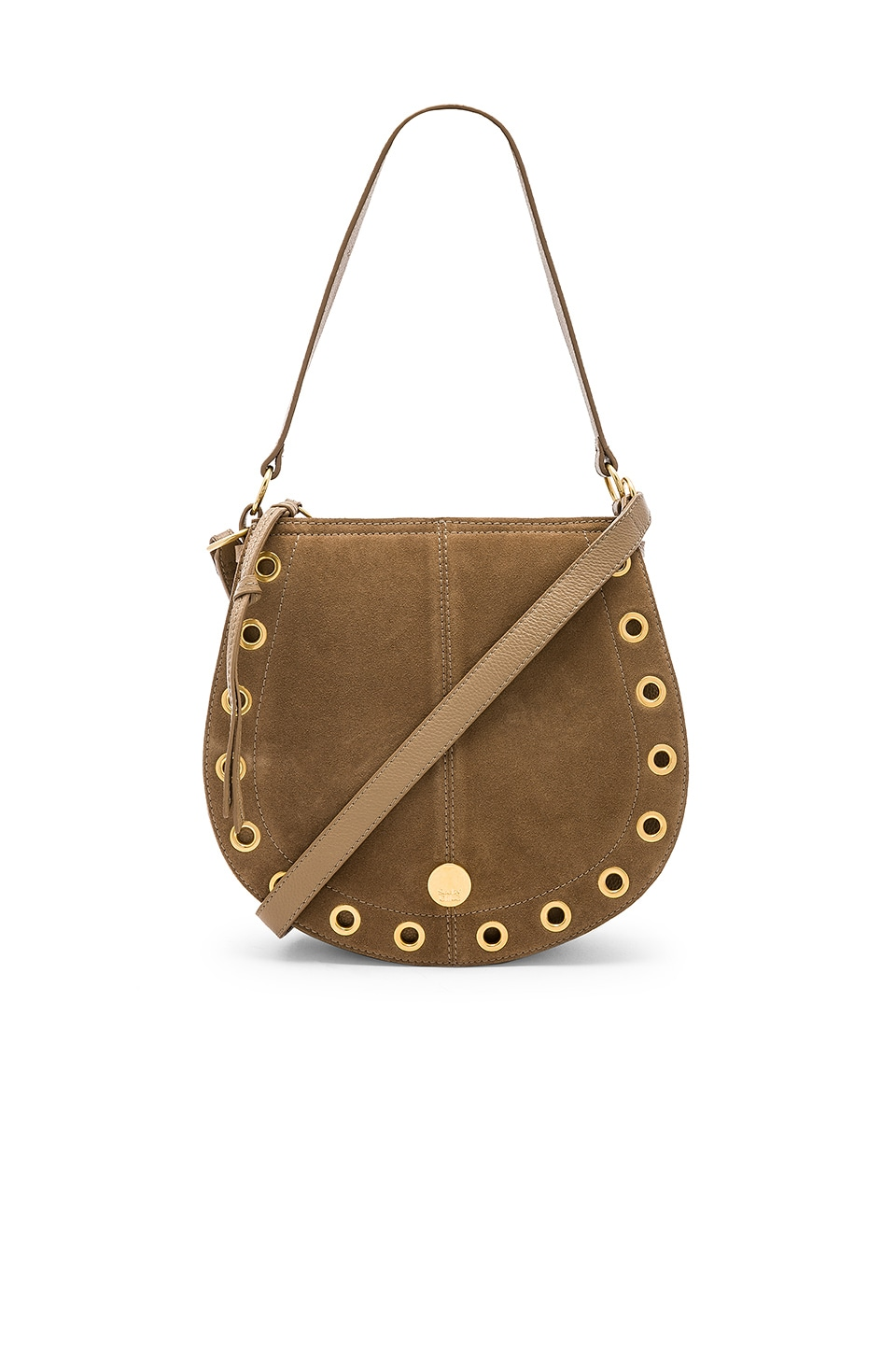 Kriss Small Hobo Crossbody