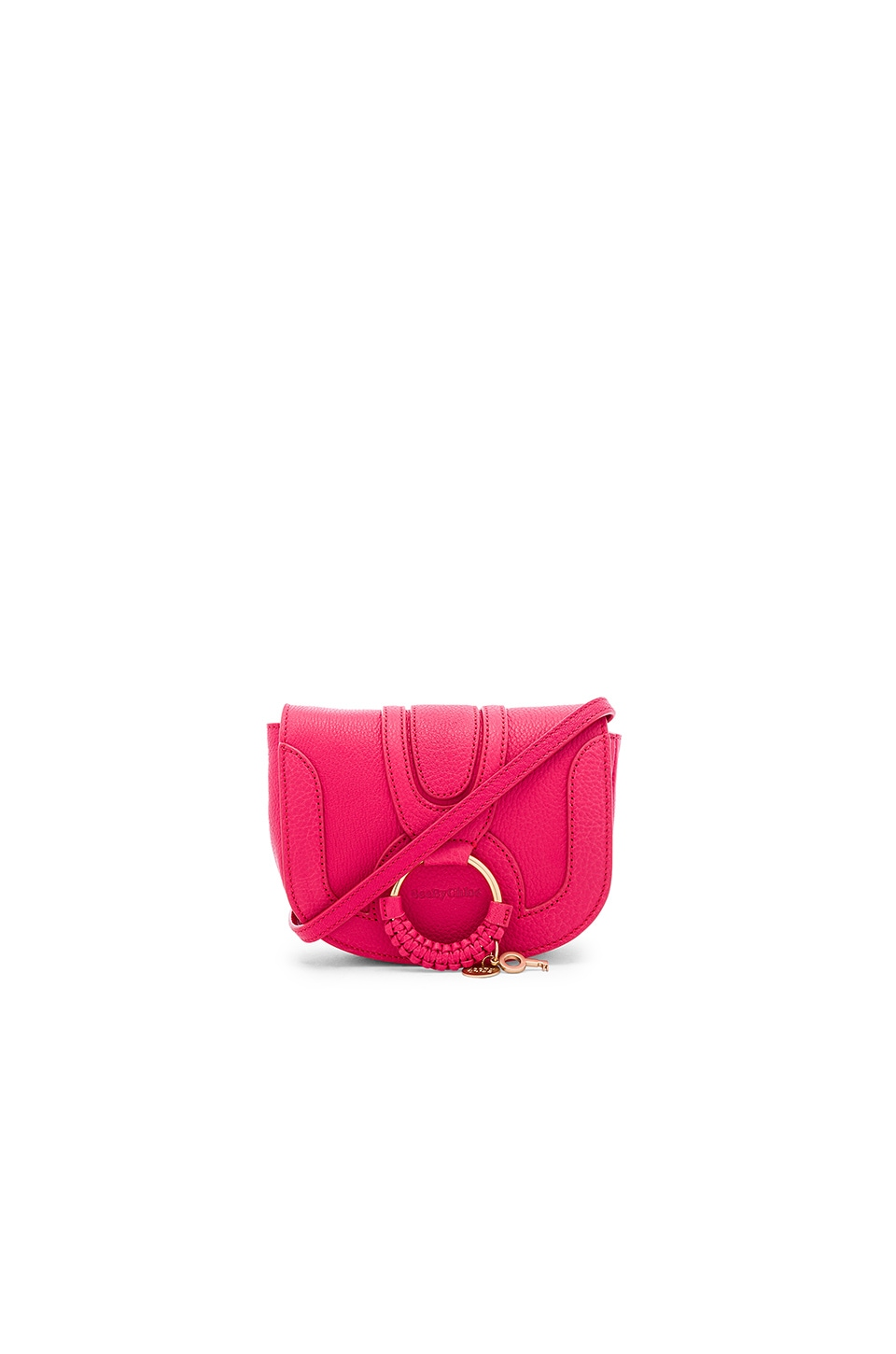 See By Chloe Hana Mini Crossbody in Ardent Pink