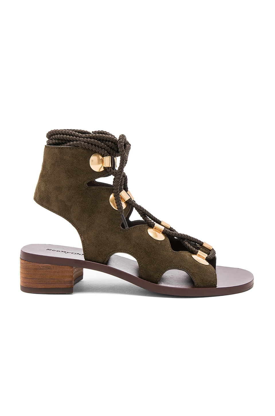 Edna Sandal by See By Chloe