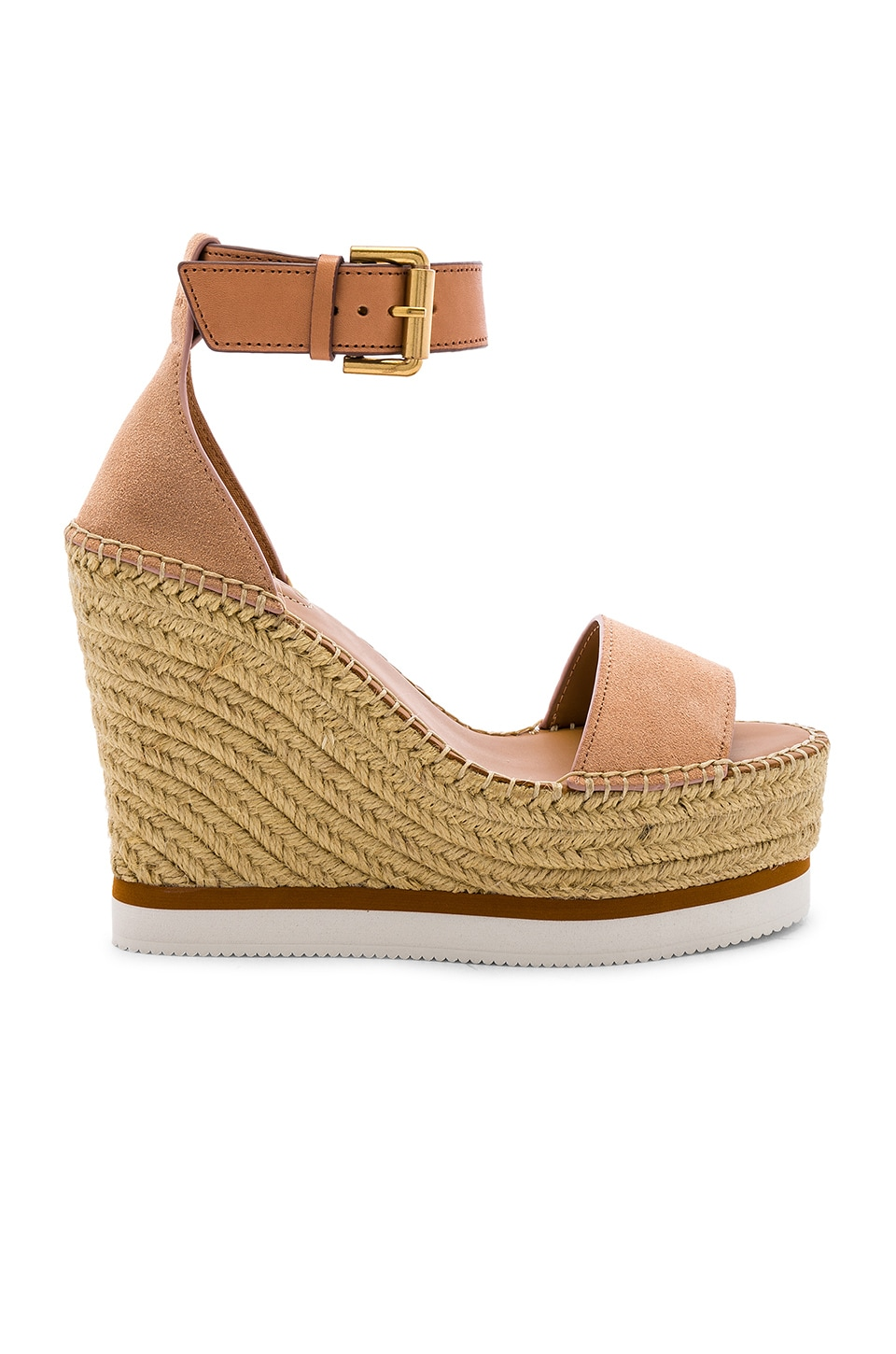See By Chloe Glyn Wedge Sandal in Cirpria