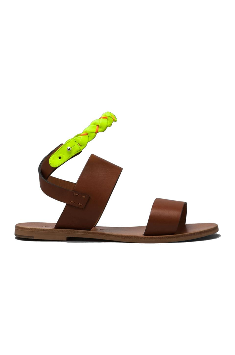 See By Chloe X Summer Sandal in Yellow