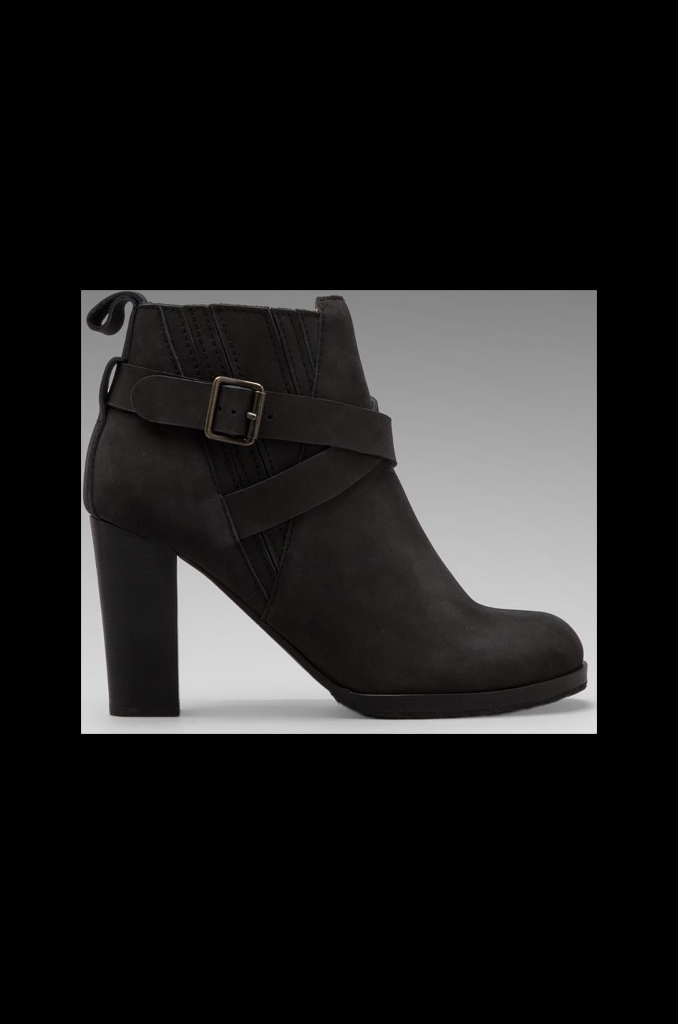 See By Chloe 90 + 5mm Bootie in Black