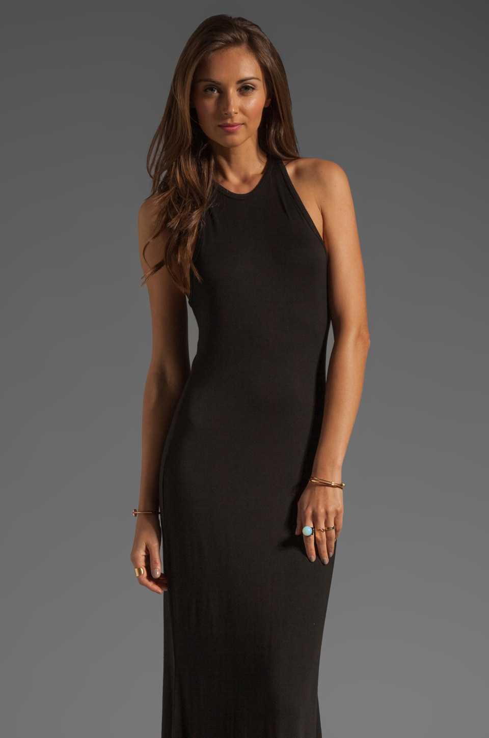 sen Marta Dress in Black