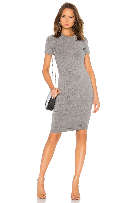 SEN Timor Dress in Charcoal