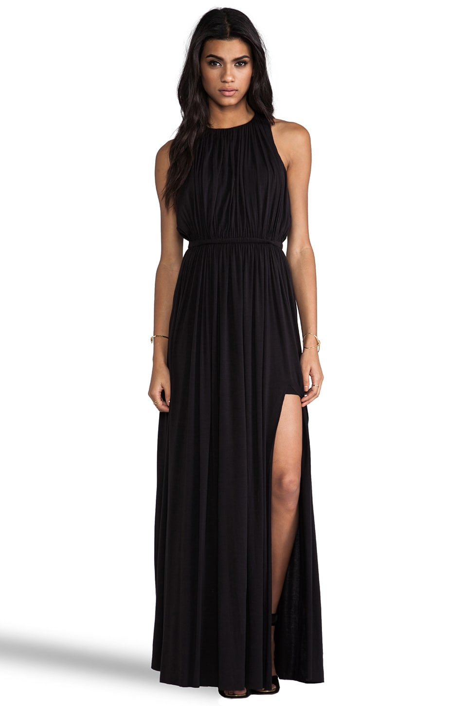 sen Flaviana Dress in Black