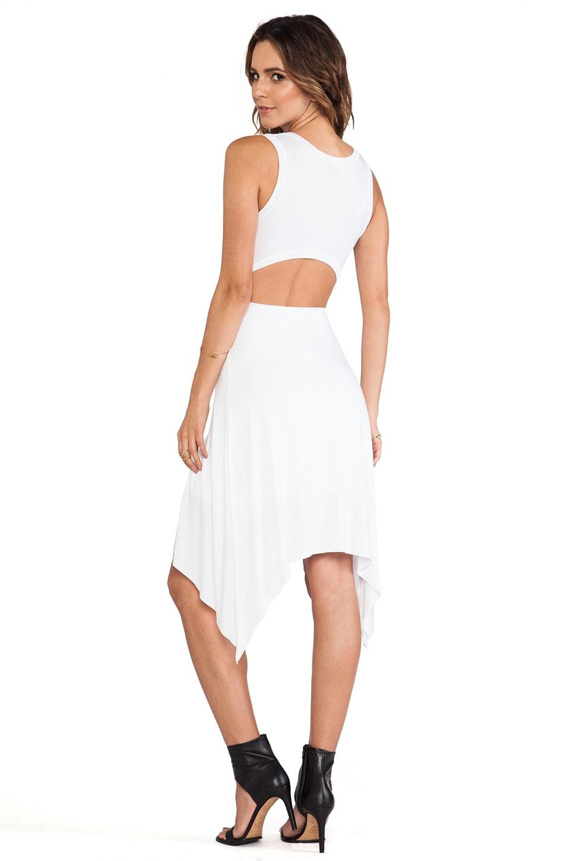 sen India Dress in White