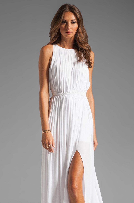 sen Flaviana Dress in White