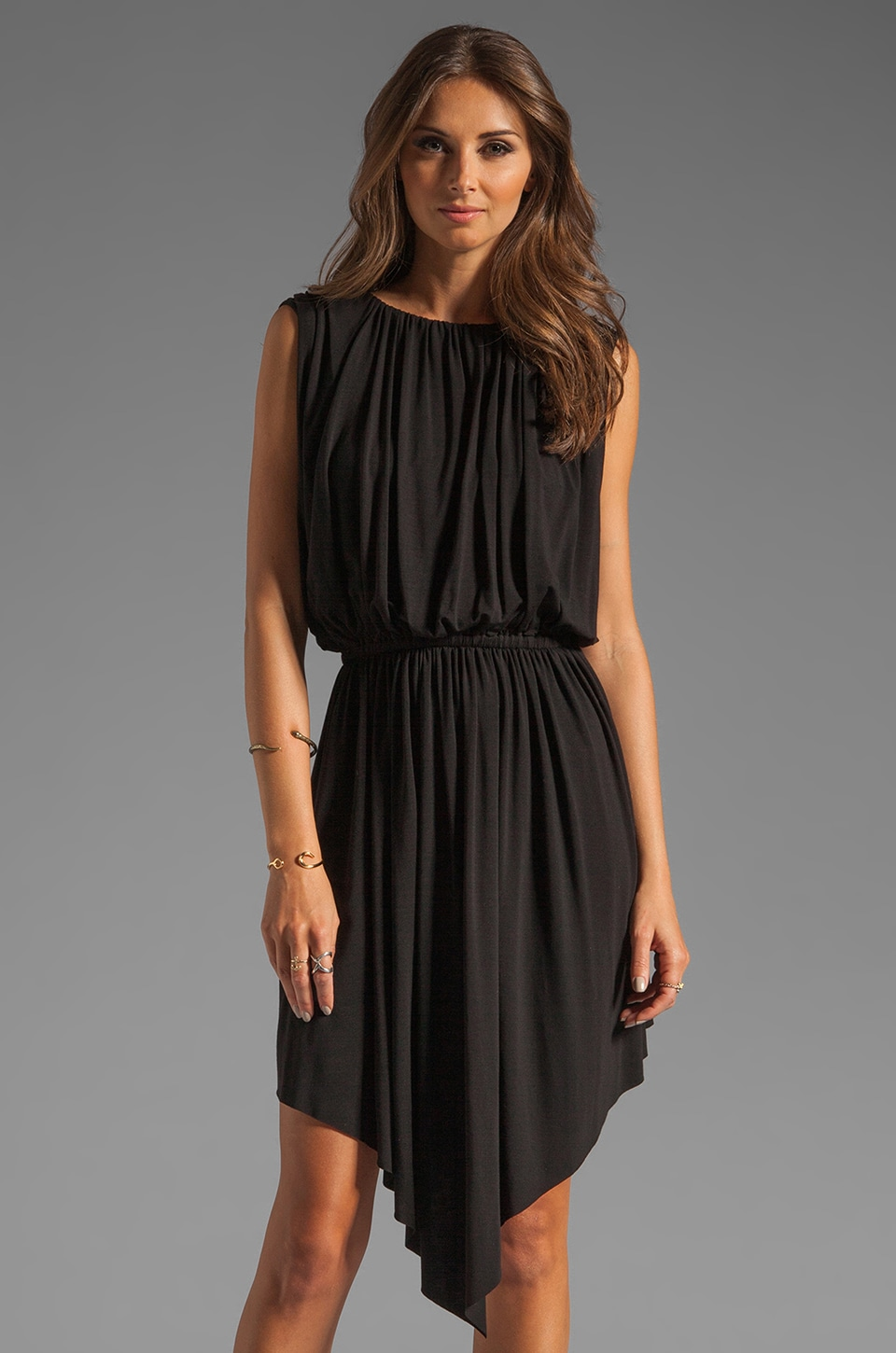 sen Jandra Dress in Black