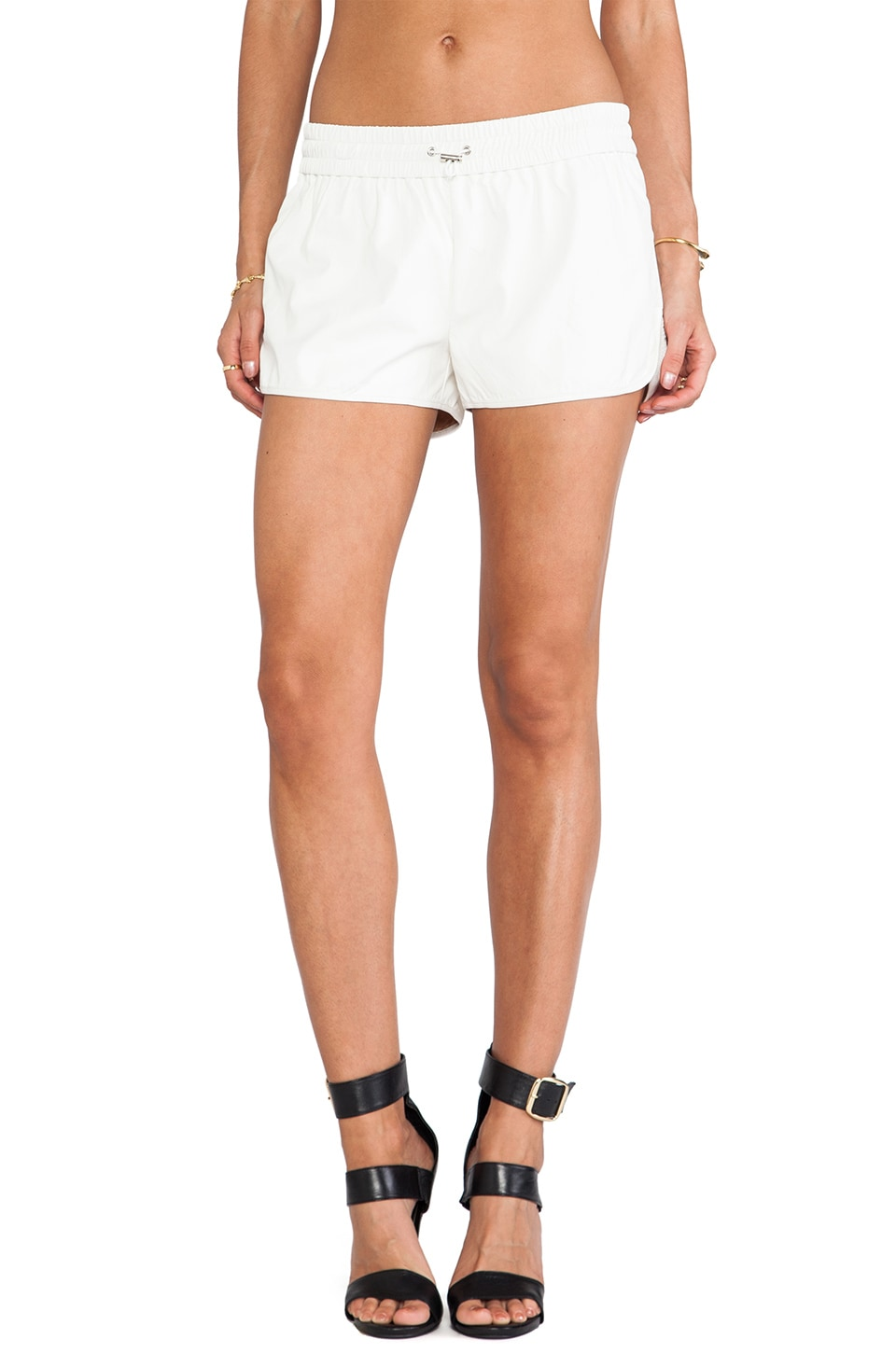 sen Bre Short in Off White