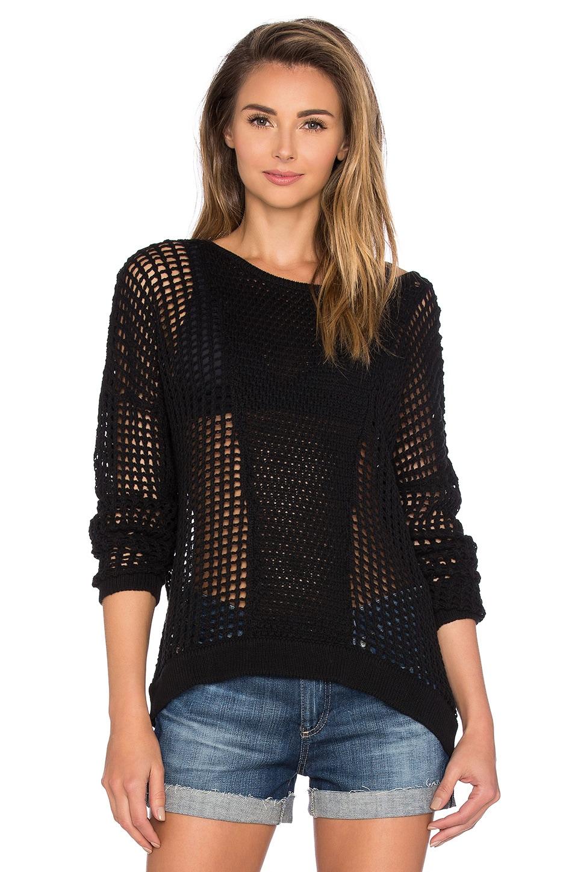 sen Kriss Sweater in Black