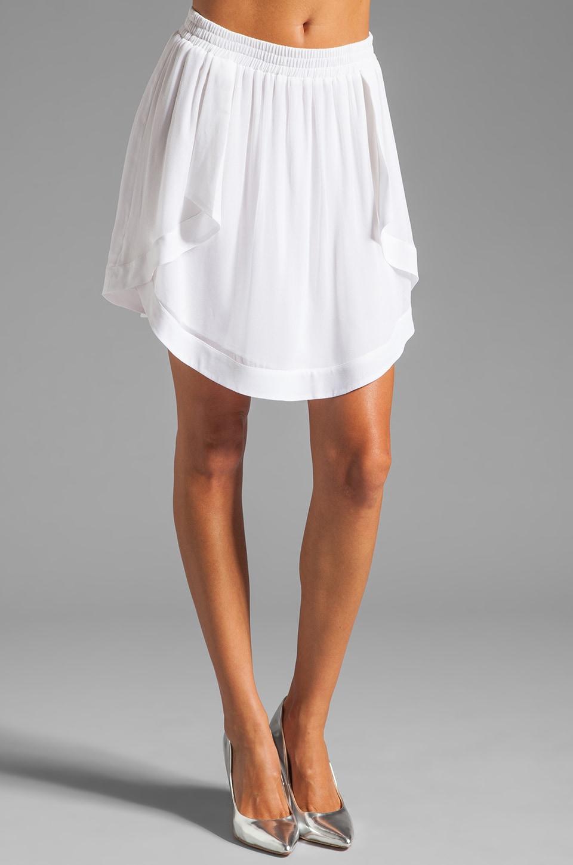 sen Alexa Skirt in White