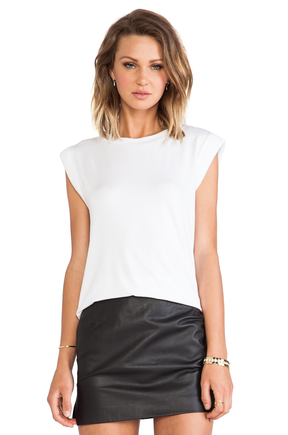 sen Rowan Top in White