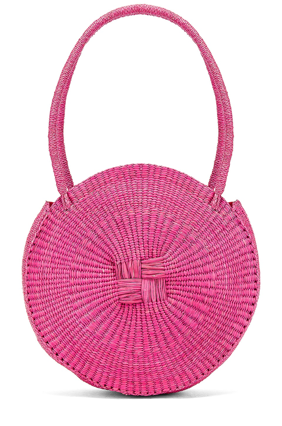 SENSI STUDIO Circle Bag in Pink