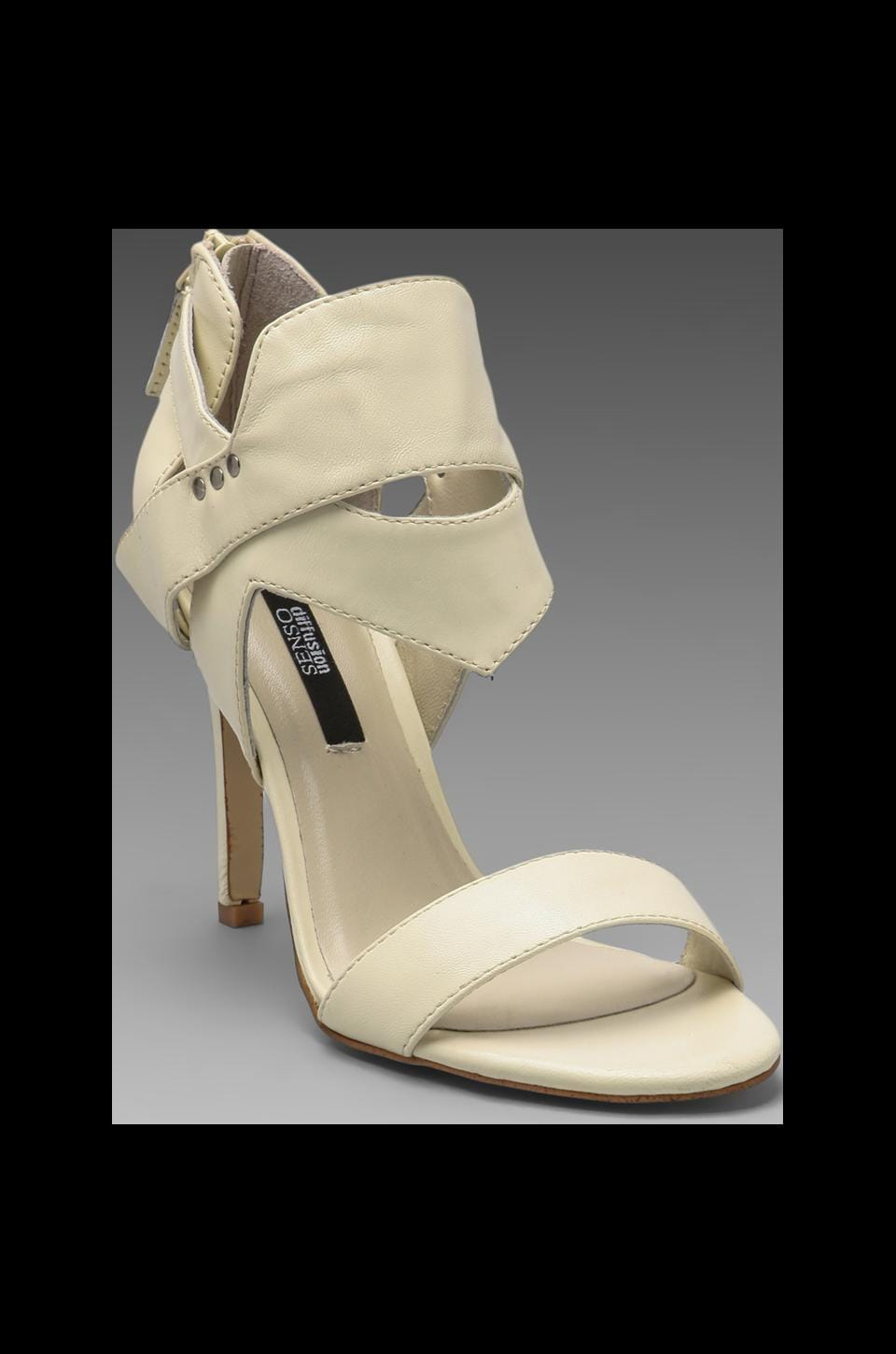 SENSO Xixi Heel in Off White