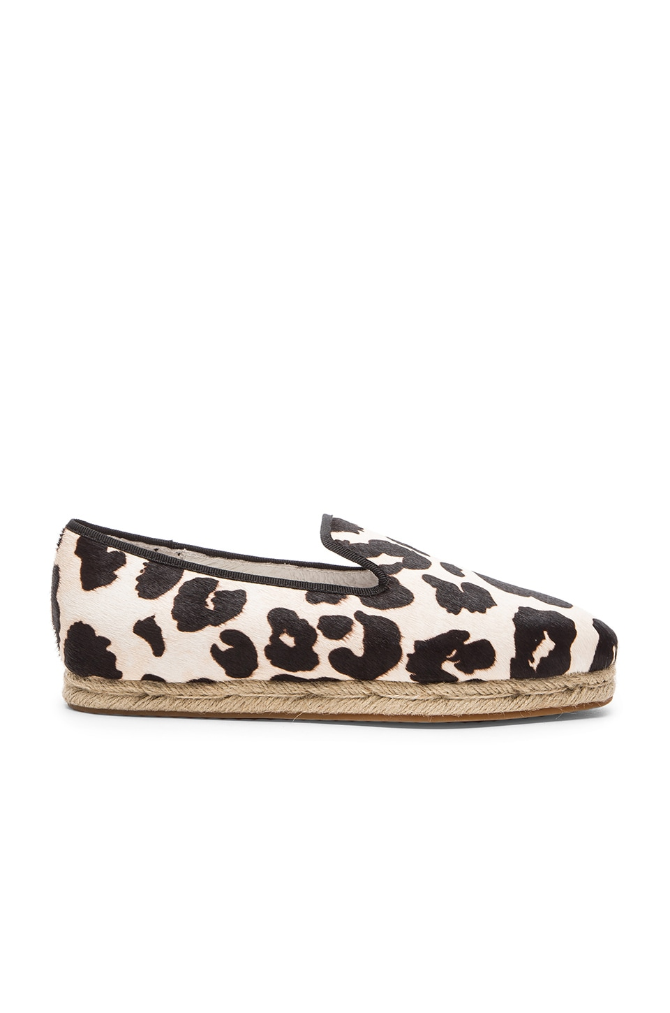 Madeline I Cow Hair Espadrille