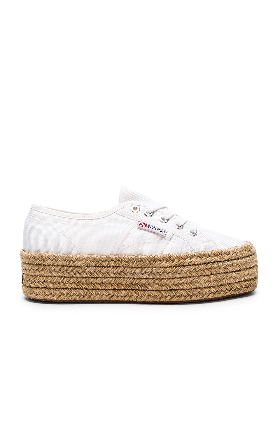 Superga 2790 Cotro Sneaker in White