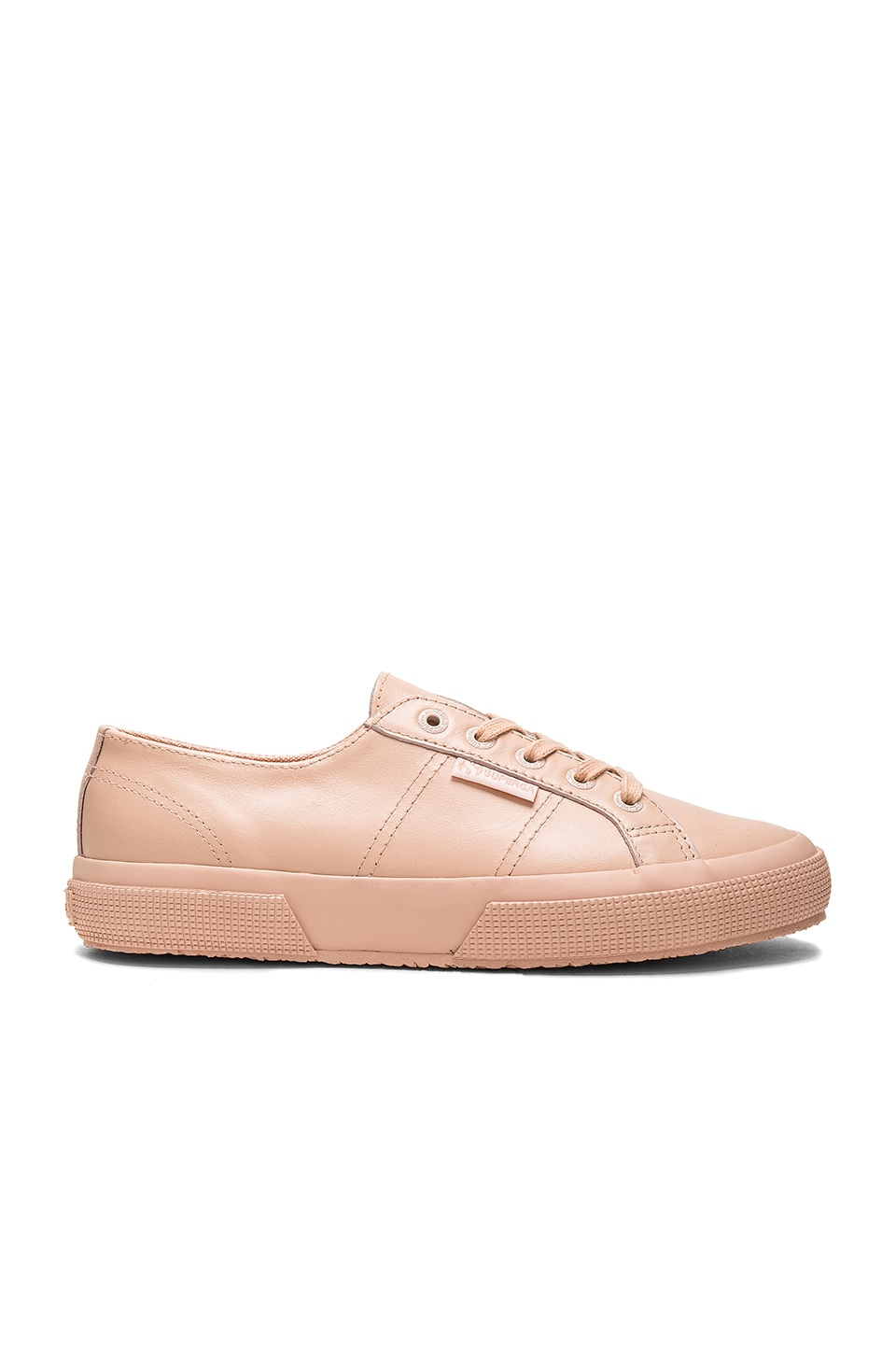 Superga 2750 Sneaker in Total Blossom Pink