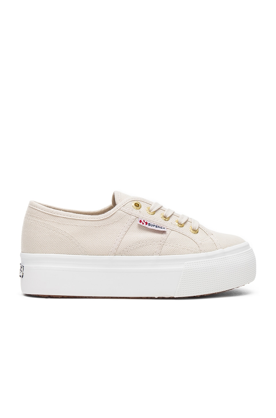 2790 Sneaker in Beige. - size 10 (also in 7.5,8,8.5,9,9.5) Superga