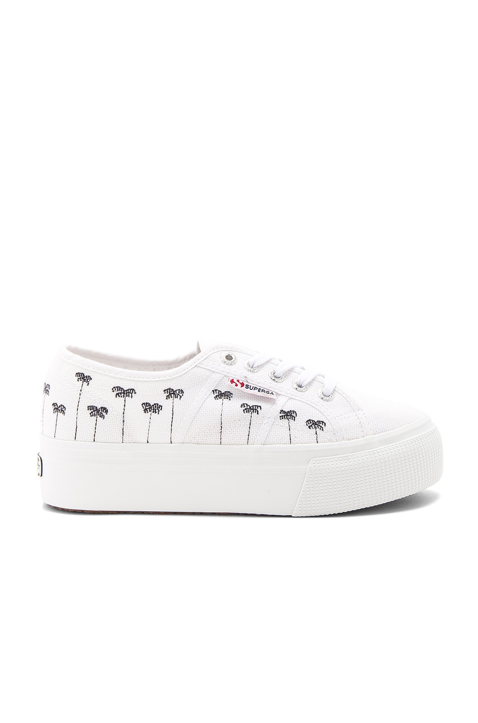 2790 Palm Tree Sneaker by Superga