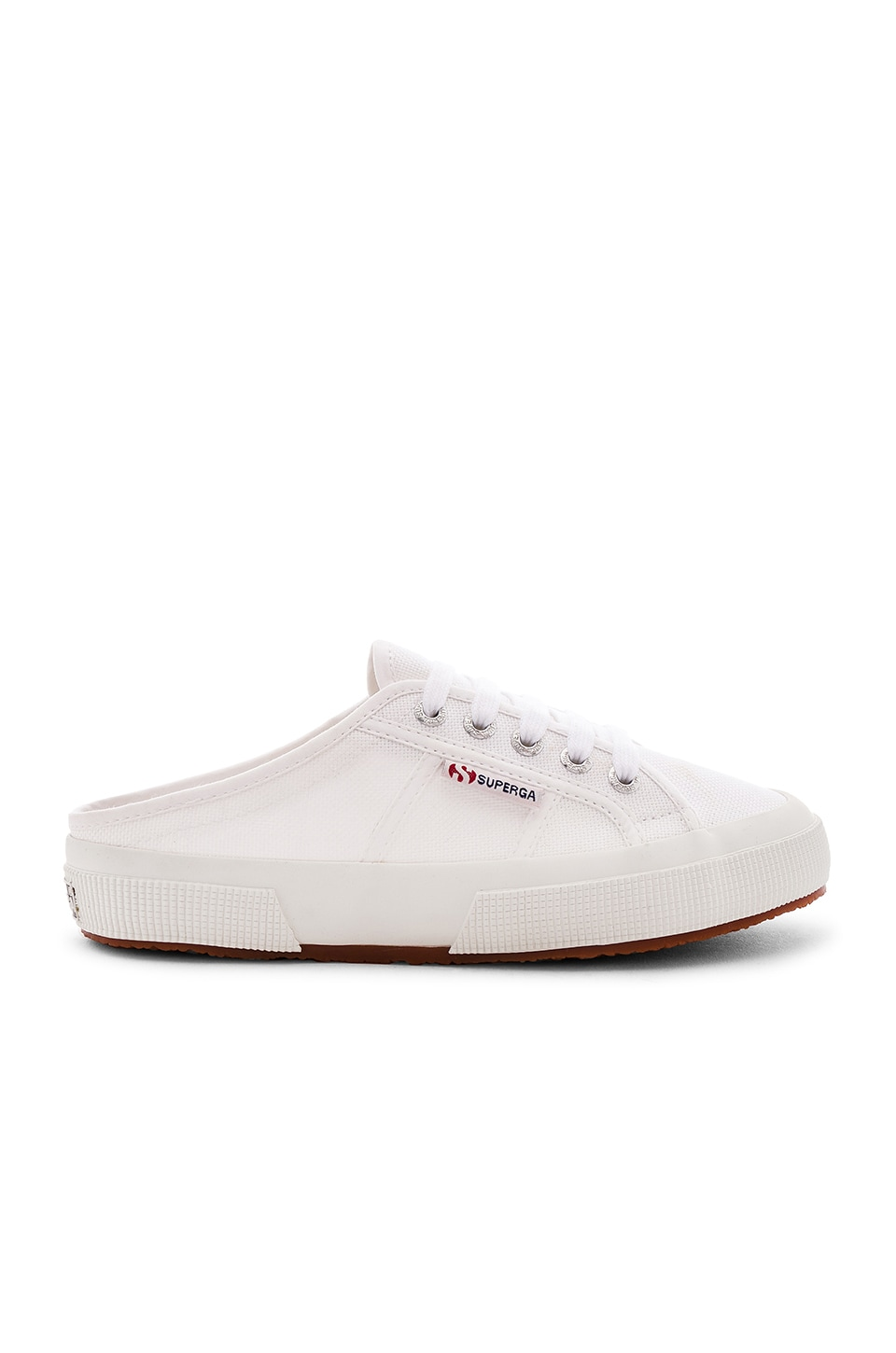 Superga Slip On Sneaker in White