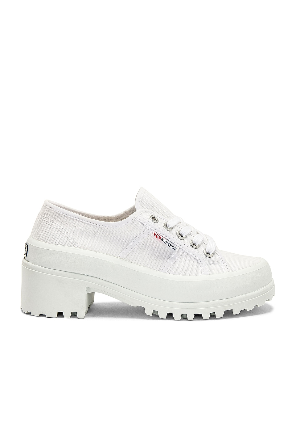 Superga 4850 COTW Sneaker in White
