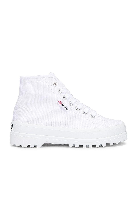 Superga 2553 COTU Sneaker in White