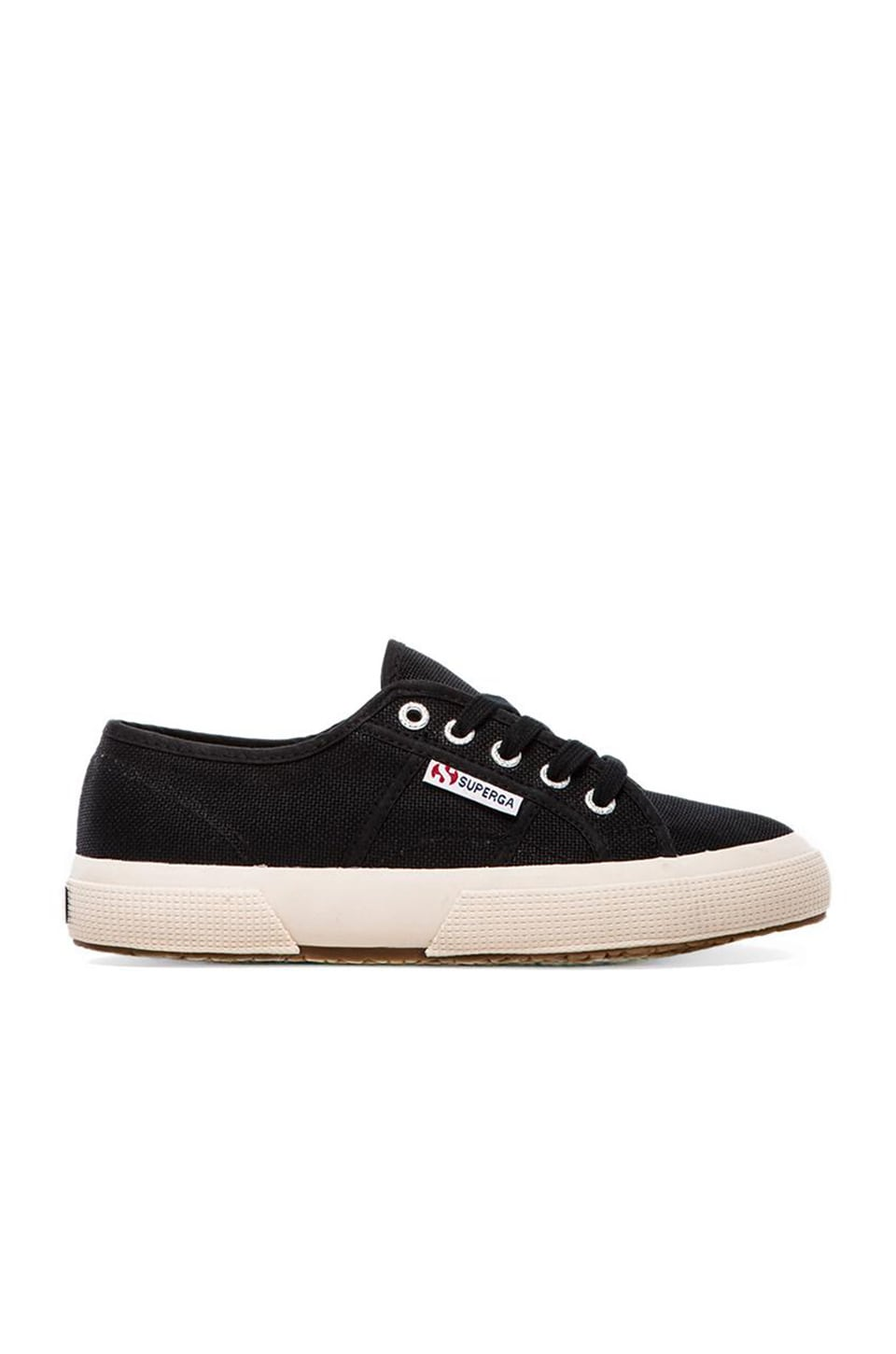 Superga Cotu Classic Sneaker in Black
