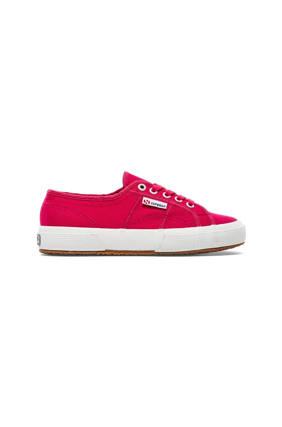 Superga Cotu Classic Sneakers in Azalea