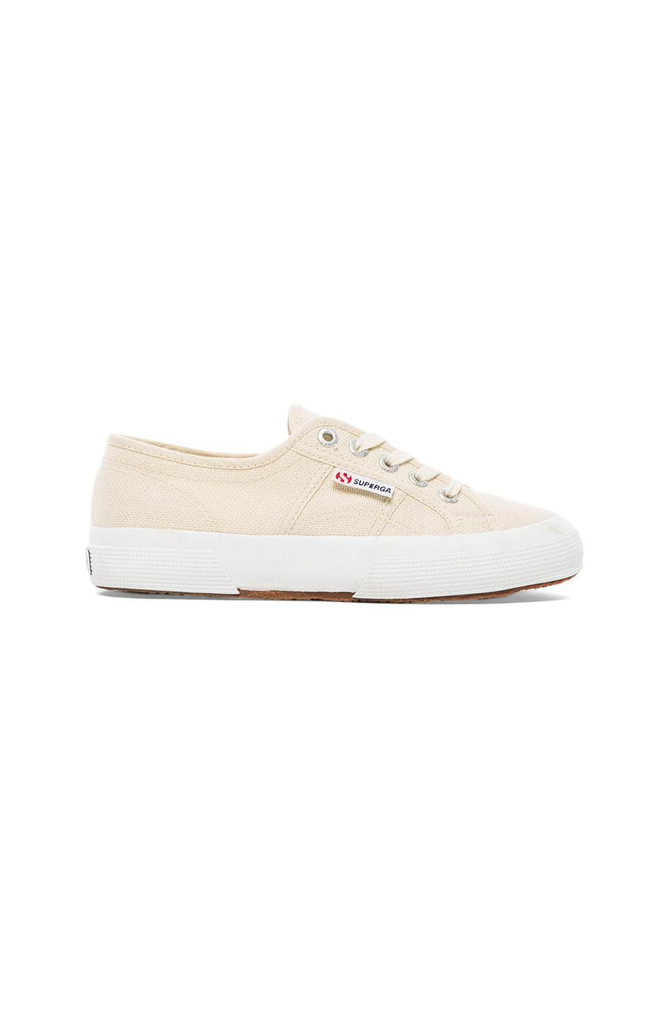 Superga Cotu Classic Sneakers in Ivory