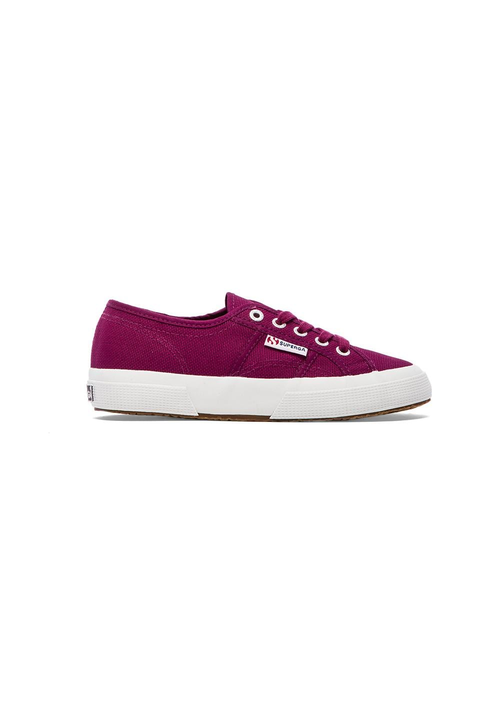 Superga Cotu Classic Sneakers in Beet
