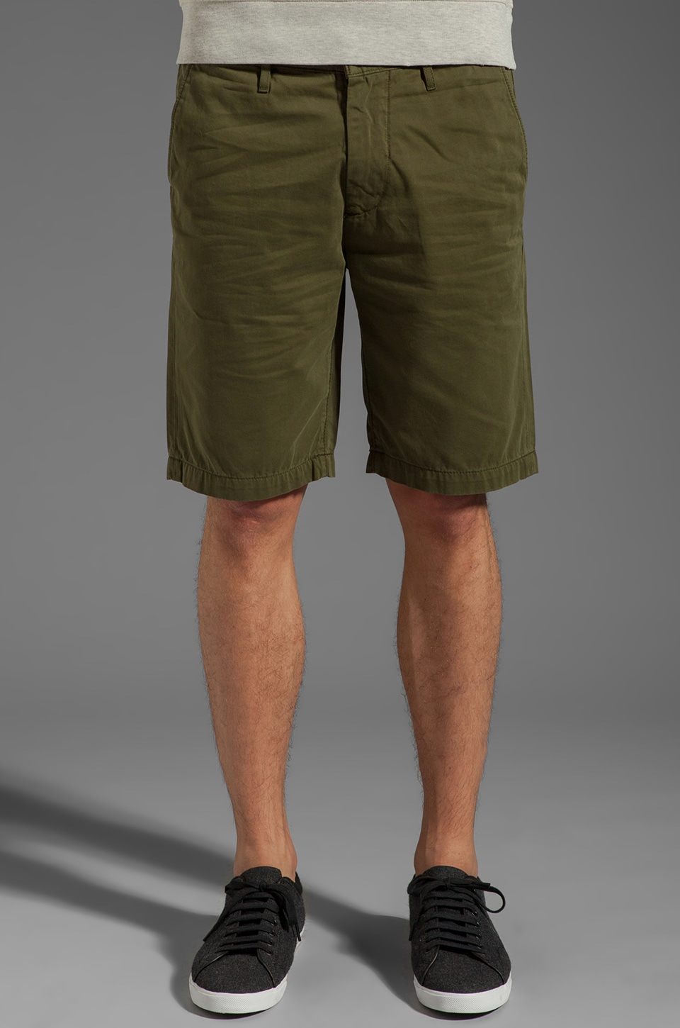 7 For All Mankind Chino Short in Leaf