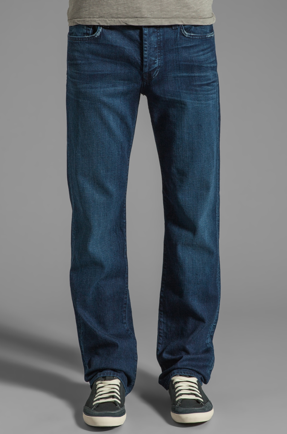 7 For All Mankind Standard in Authentic Indigo