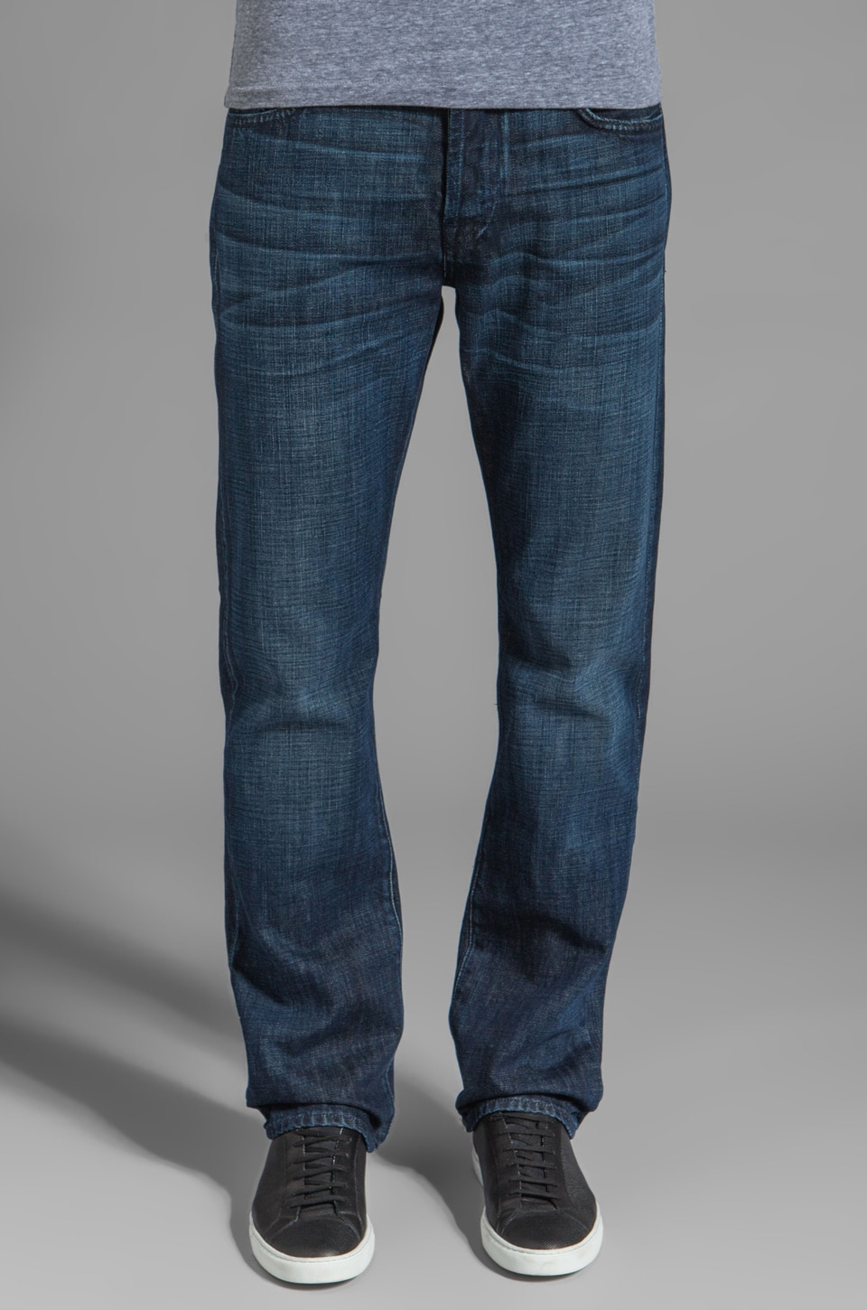 7 For All Mankind Standard in Porter Mist