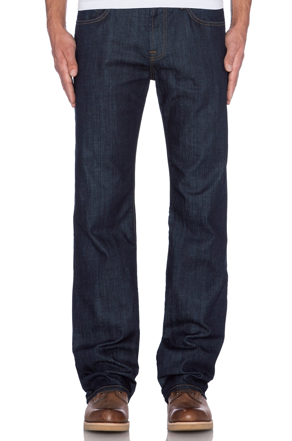 7 For All Mankind Austyn in Dark and Clean