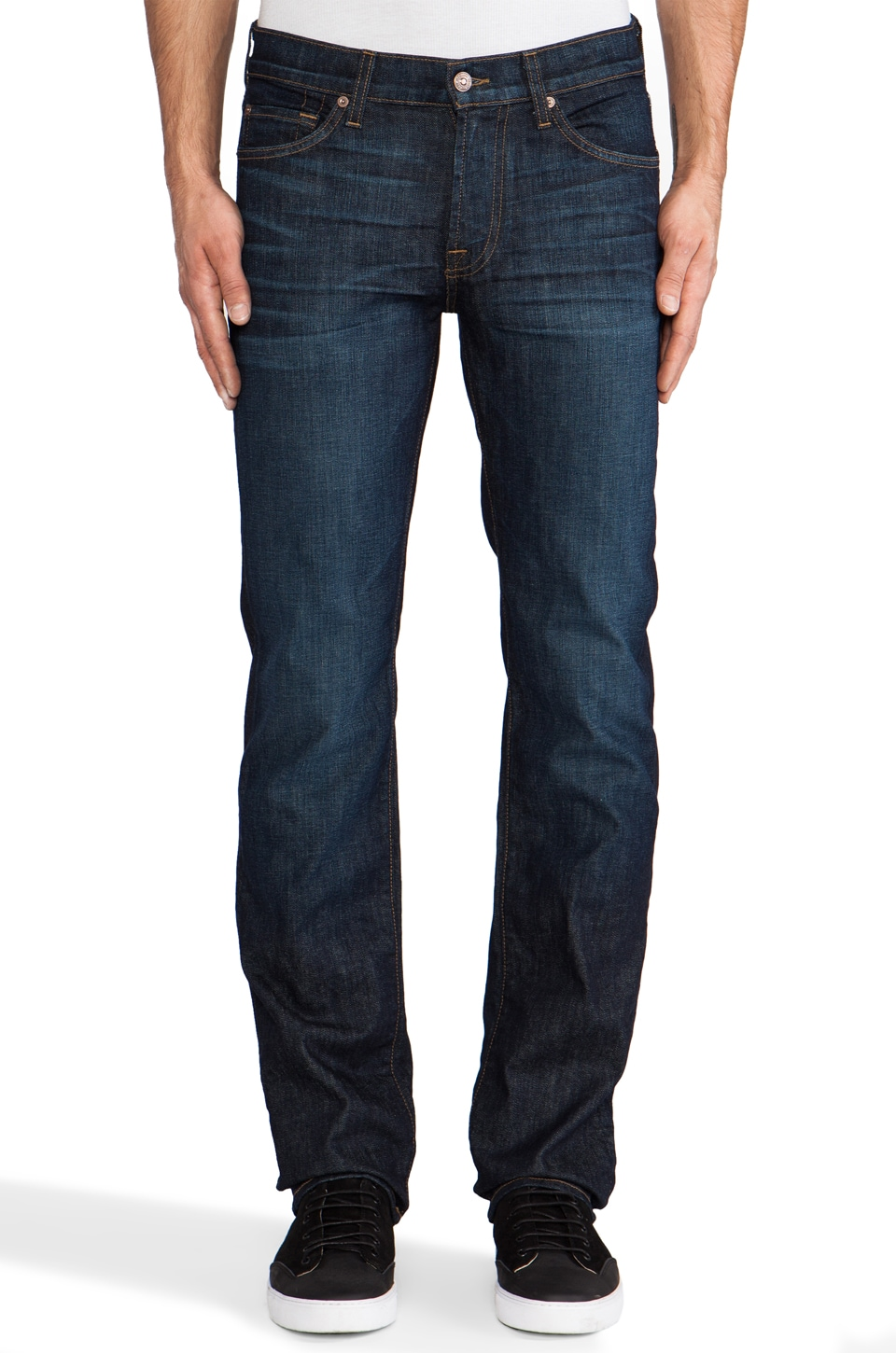 7 For All Mankind Slimmy in Monaco Blue