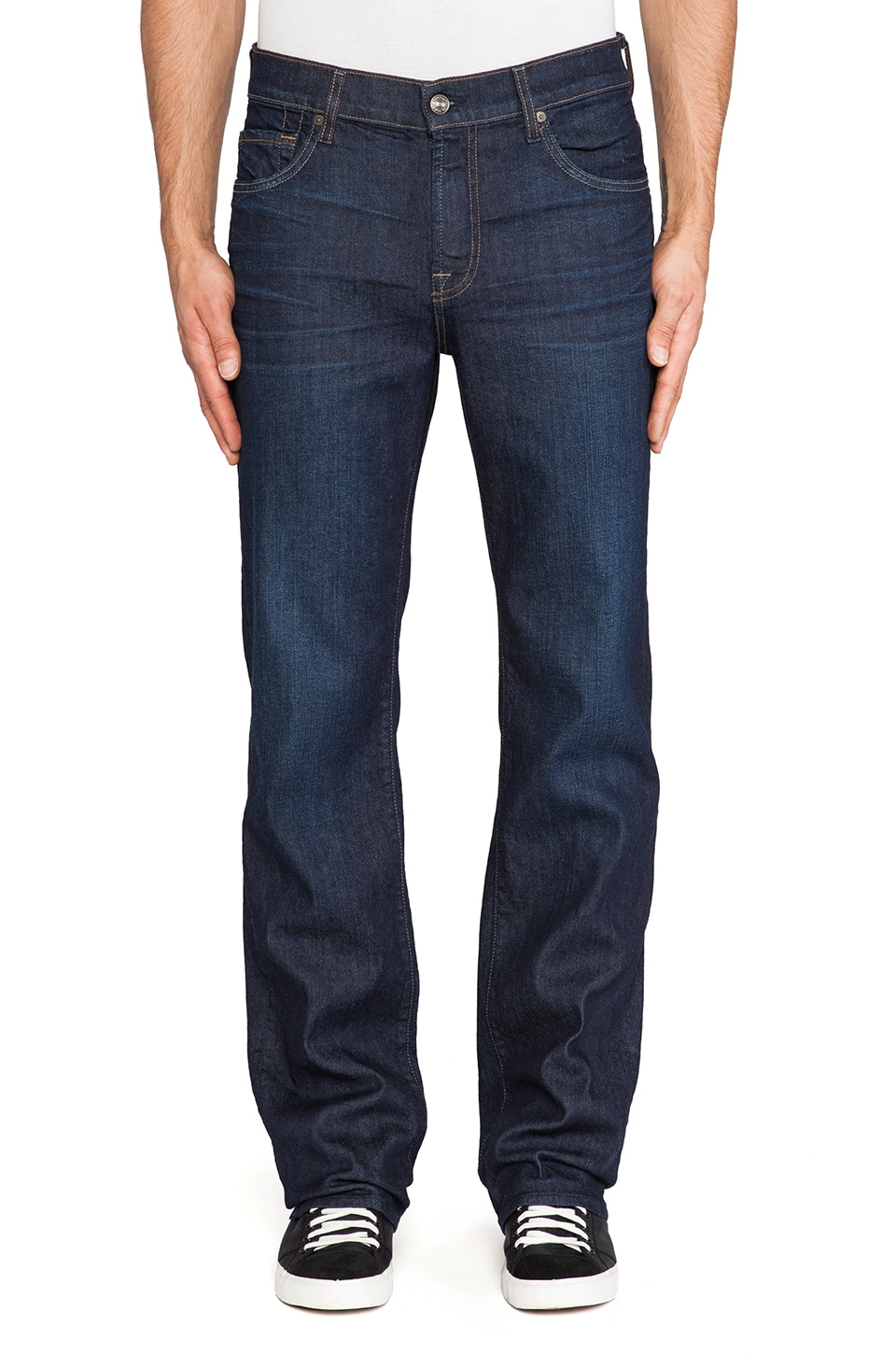 7 For All Mankind Austyn in Crisp Blue