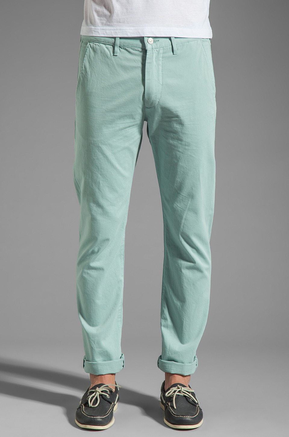 7 For All Mankind The Chino in Mint